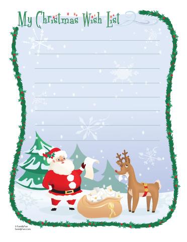 My Christmas Wish List.My Christmas Wish List The Secret Obsession