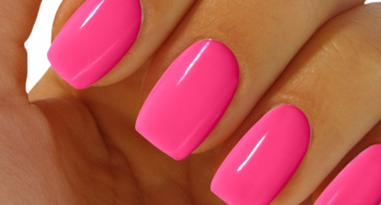 Summer Nails It S All About Neon Pink