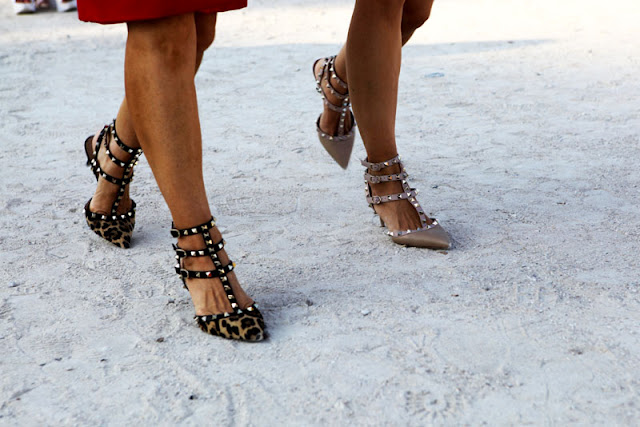 magazine pumps blog rockstud best stud with the bloggers rock valentino