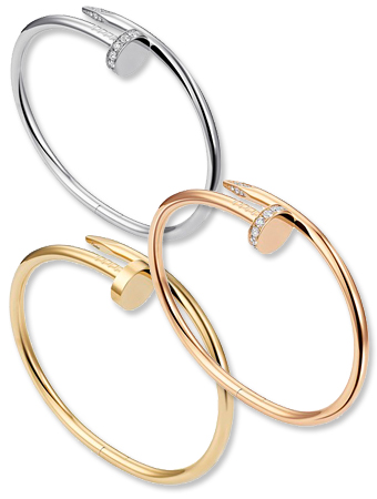 Everyone's Wearing.........Cartier's NAIL Bangle: Get the ...