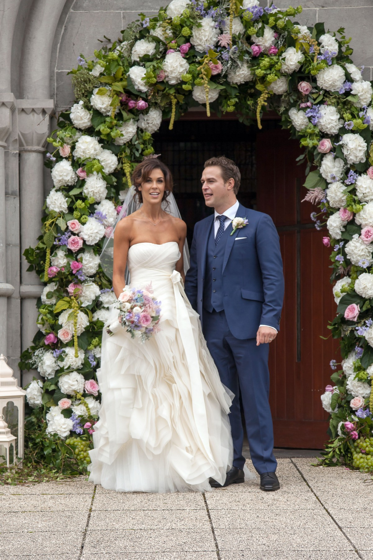 glenda gilson tied the knot today the secret obsession
