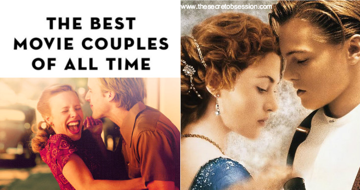 8 top movie couples of all time