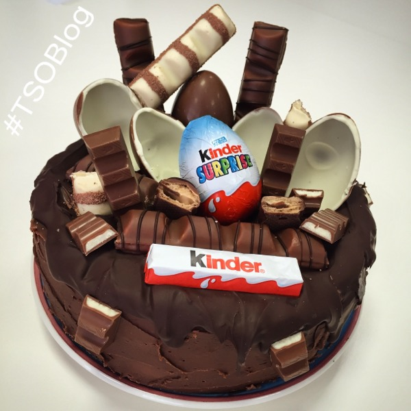Kinder Chocolate Cake Images : HIGHLY REQUESTED: How to Make my Kinder Bueno Cake - The ...
