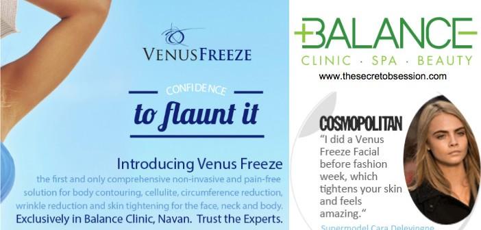 REVIEW: Venus Freeze @ Balance Medi Spa