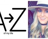 The A-Z of my Life