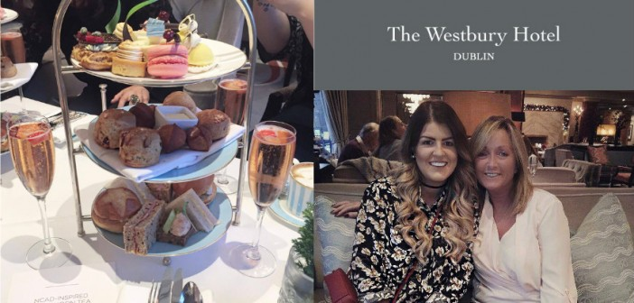 NCAD Inspired Afternoon Tea @ The Westbury Hotel