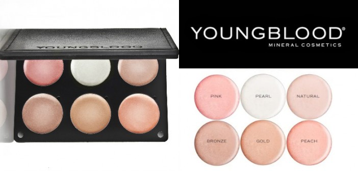From Desk to Dfloor with Youngblood Illuminate Palette