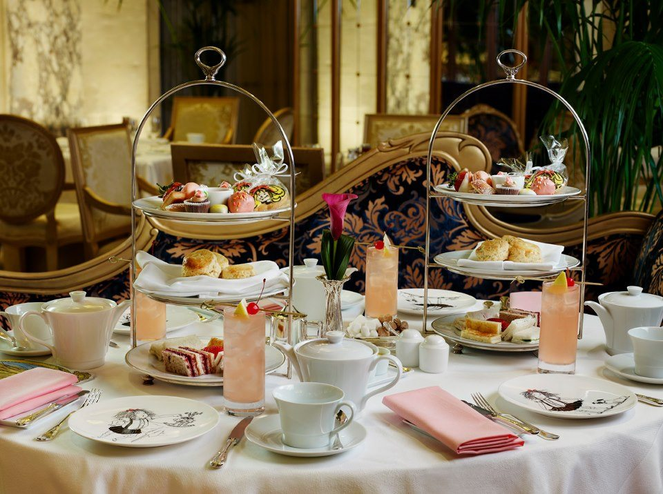 Eloise-Tea-at-The-Plaza-Hotel