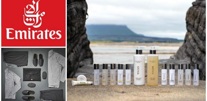 From Sligo to Dubai….Emirates team up with VOYA Beauty