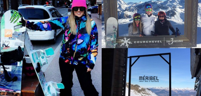 Catch Up With Aoibhe in the Alps