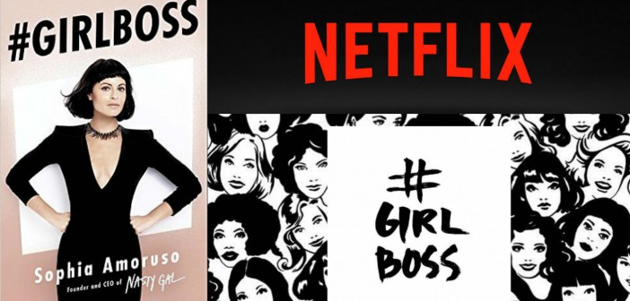 Work for it. GIRLBOSS comes to Netflix this April
