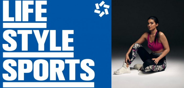 Life Style Sports stock Kylie Jenner PUMA 'Swan Collection'