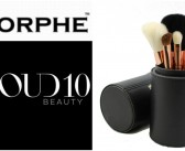 Morphe Brushes launch with Cloud 10 Beauty
