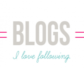 30 Blogs That I Follow