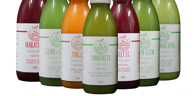 REVIEW: 5 Day Juice Works Cleanse