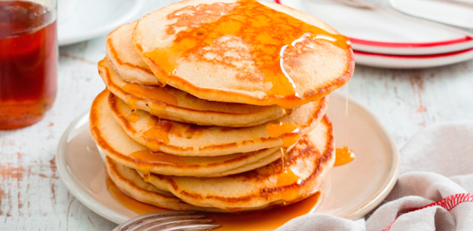HOW TO: Make my FLUFFY Pancakes