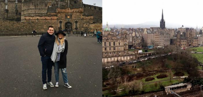 TSOBlog goes to Edinburgh