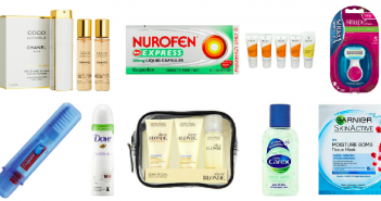 My CABIN CREW Travel Beauty Essentials
