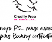 Penneys PS…Range Awarded Leaping Bunny Certification