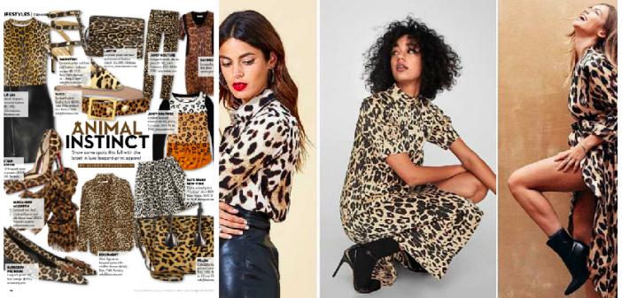TREND ALERT: Leopard Lovers
