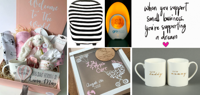 25 GIFT IDEAS for New Parents