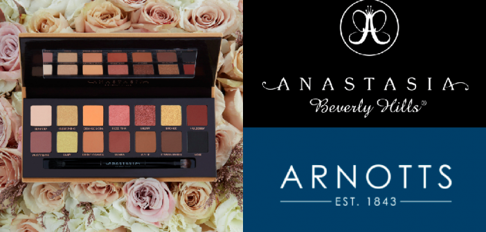 Anastasia Beverly Hills launch in Arnotts Beauty Hall